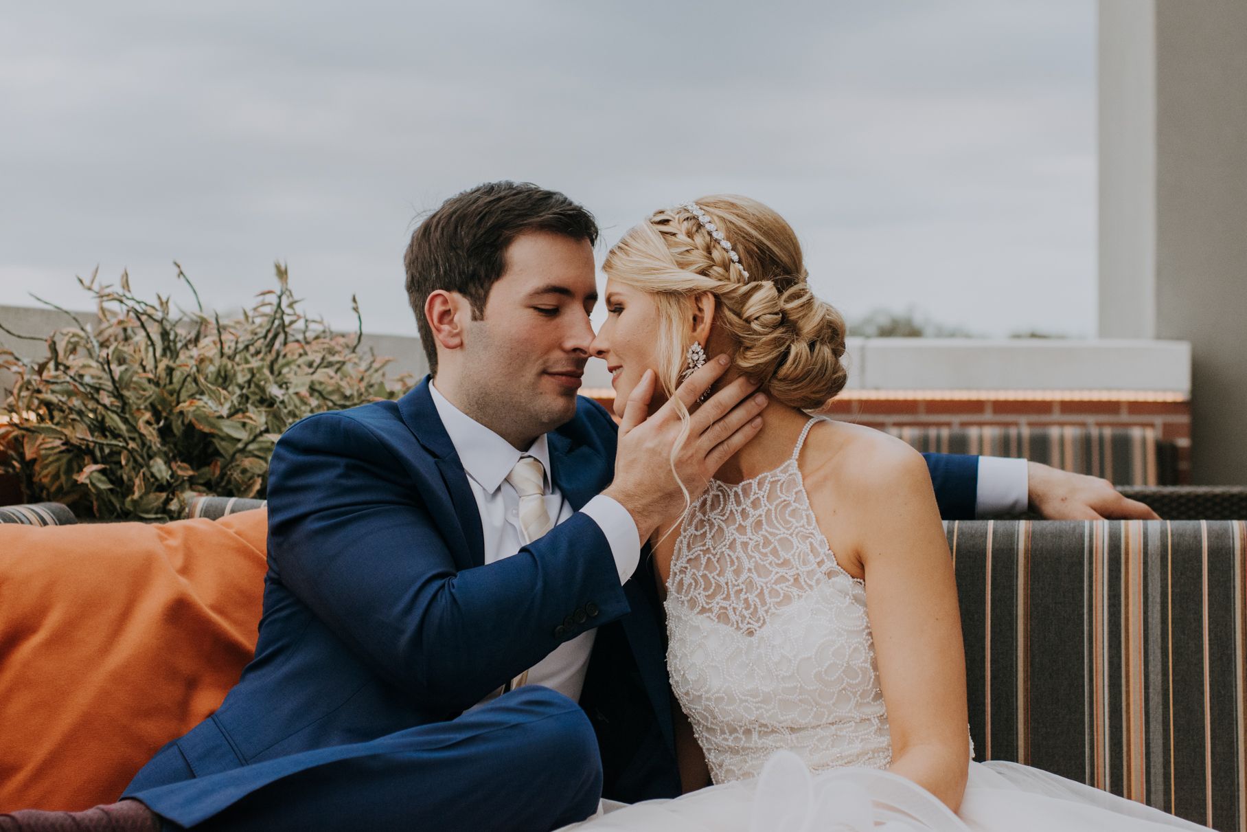 erin + brent   epicurean hotel wedding