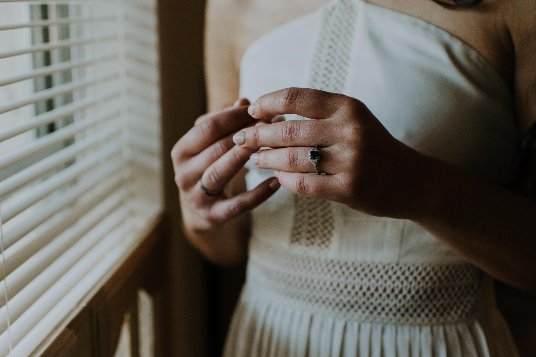 tampa backyard wedding | freehearted film co | tampa wedding photography
