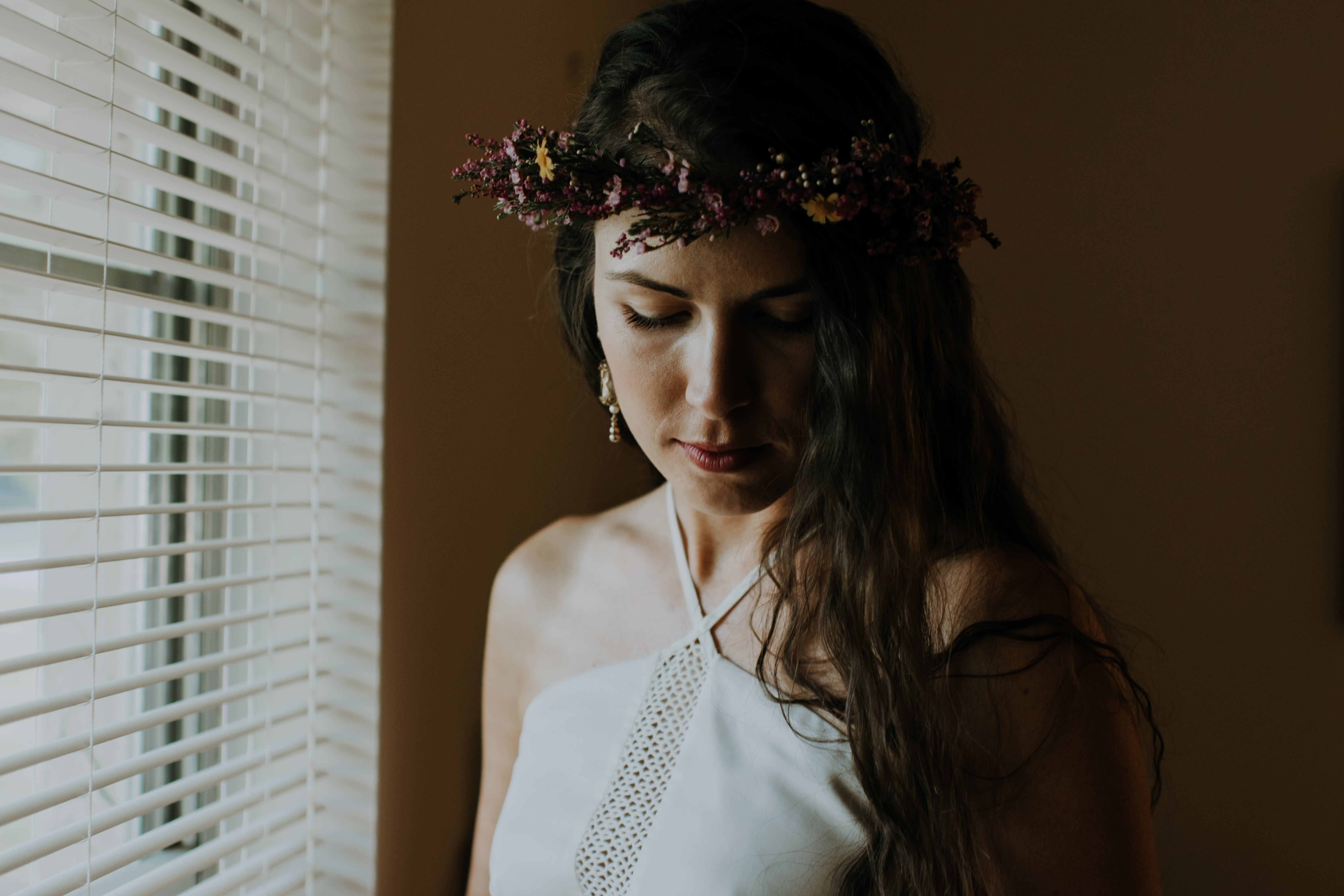 tampa backyard wedding | freehearted film co | tampa wedding photography