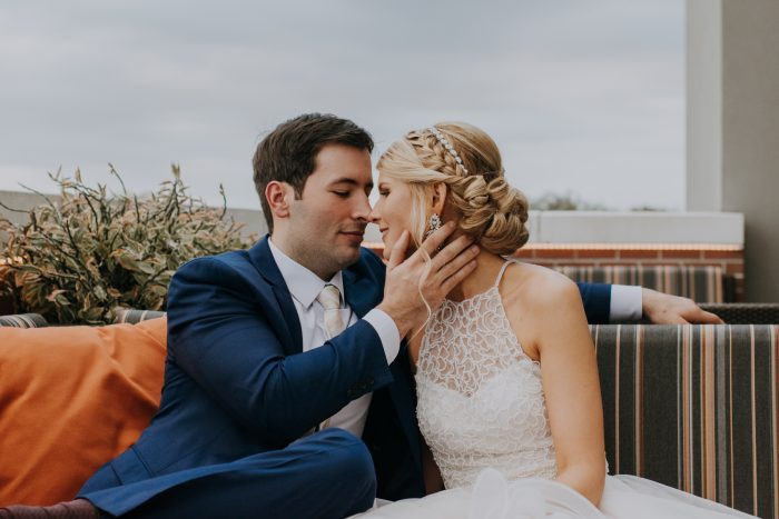 erin + brent | epicurean hotel wedding