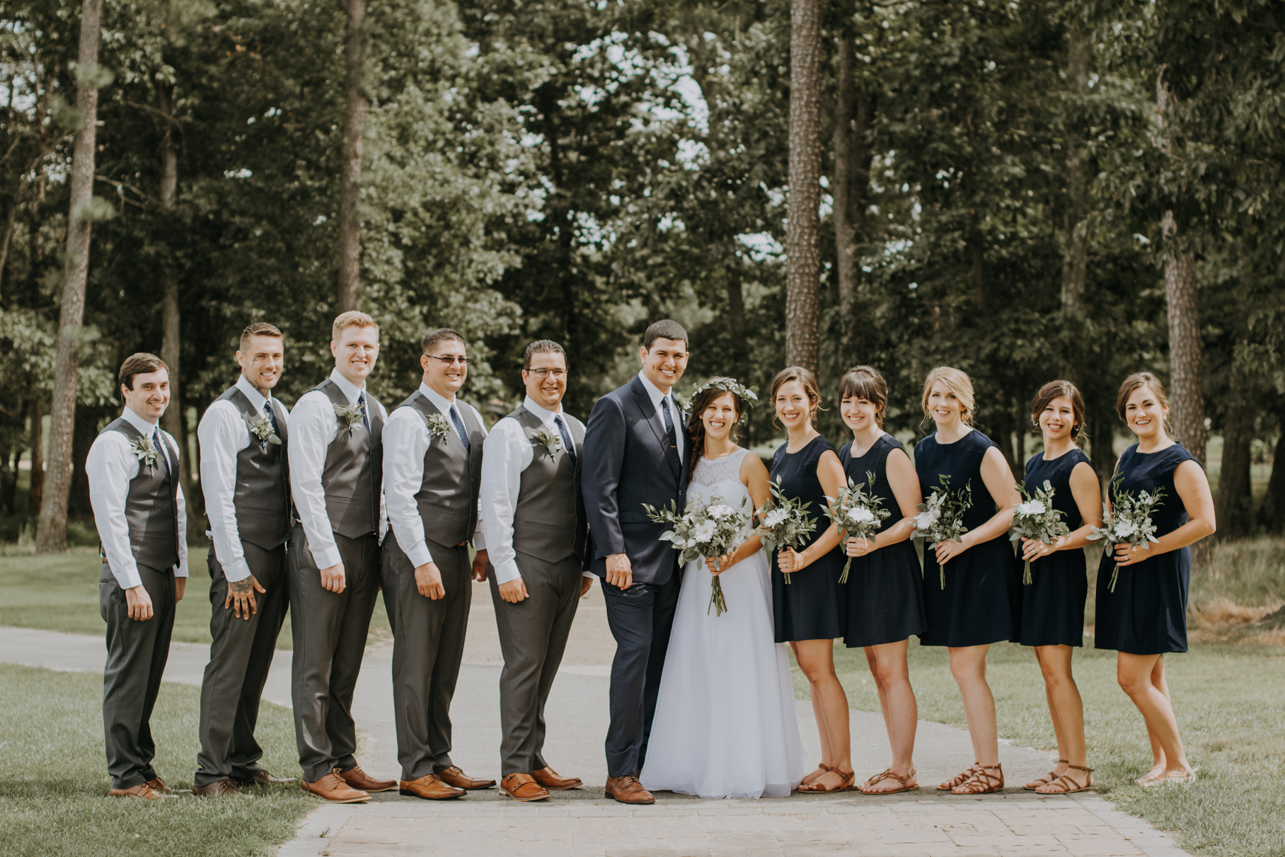 catie + chris | new jersey wedding | new york and tampa wedding photographer