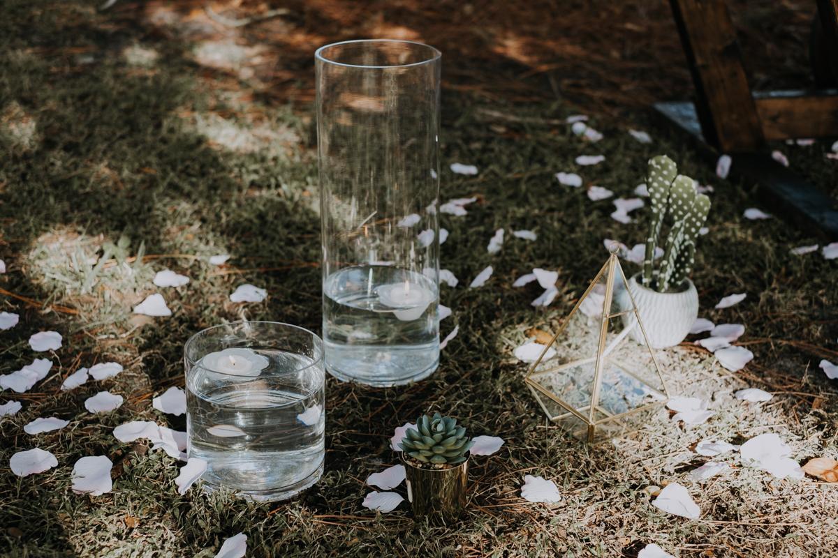 boho wedding decor | succulent wedding decor | cactus wedding decor